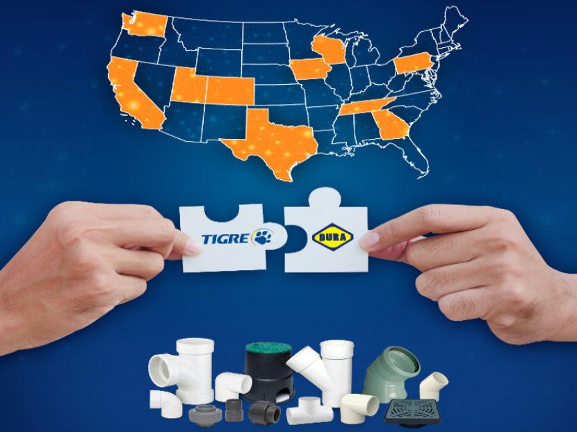 Tigre USA Acquires Dura Plastic Products