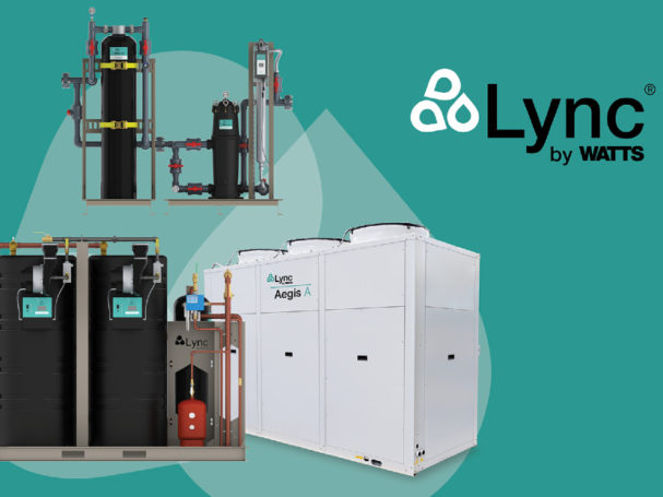 Watts water technologies launches lync