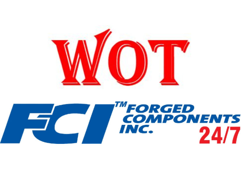 Western of Texas Forge and Flange Co. Joins FCI Family of Companies