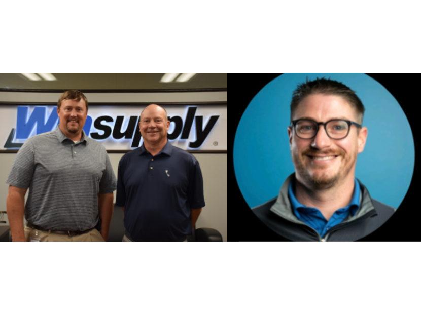 Winsupply Names Three New Area Leaders