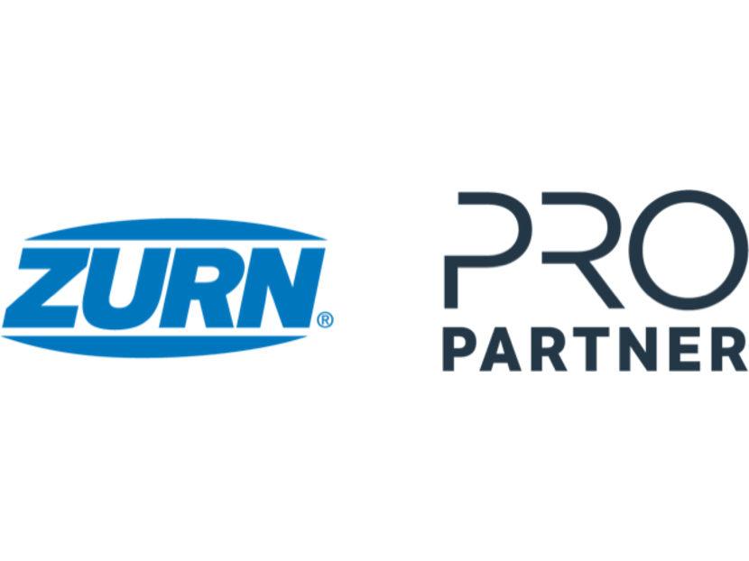 Zurn Announces PRO Partner Program 2