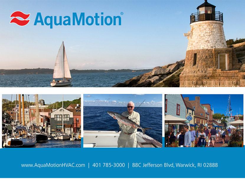 "AquaMotion Hosts ""Great Rhode Island Adventure"" Raffle"