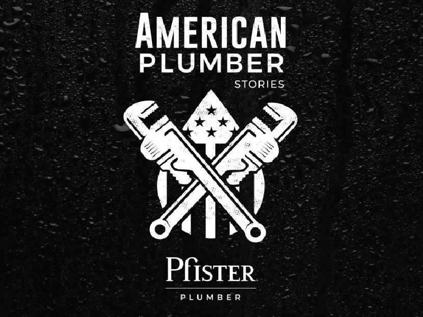 Pfister Launches American Plumber Stories Docuseries