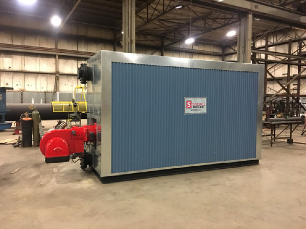 Superior Boiler Receives Two U.S. Patents for Watertube Boiler Heating 1