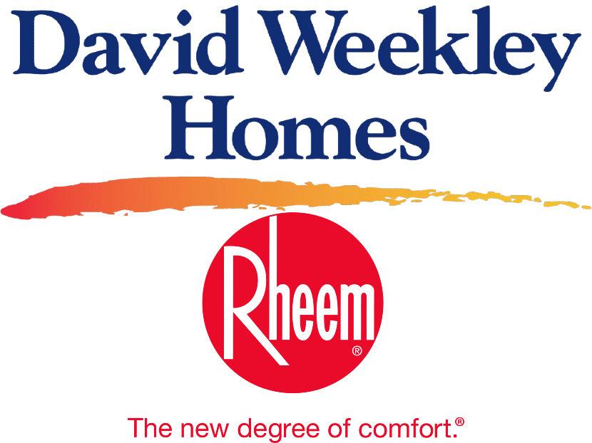 David Weekley Homes Names Rheem 2021 National Preferred Partner of Choice