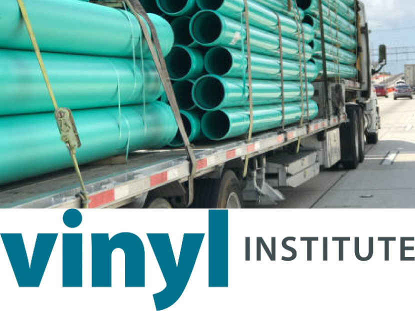 PVC Ranks Favorably Among Piping Materials Used in U.S. Water Projects