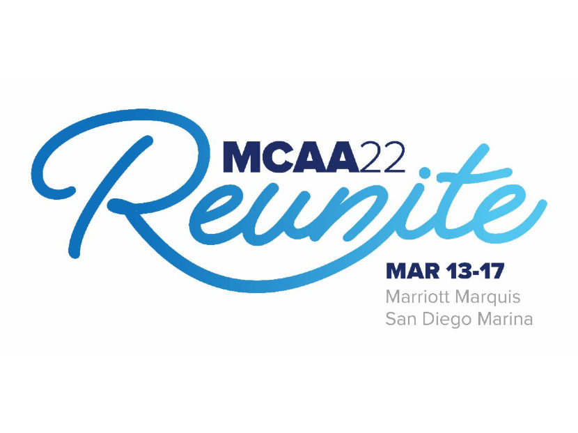 Registration Opens Oct. 8 for MCAA 2022 Annual Convention