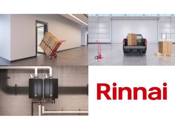 Rinnai America TRX Compact Wall-Mount System
