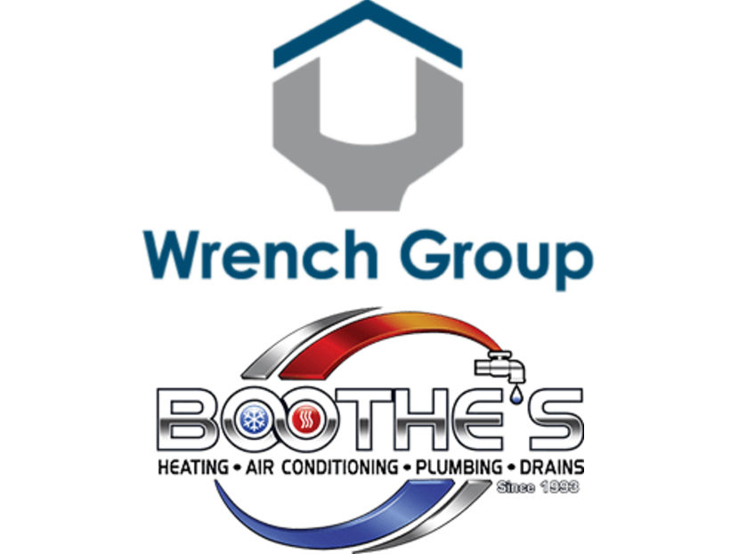 Wrench Group Acquires Boothe's Heating, Air & Plumbing