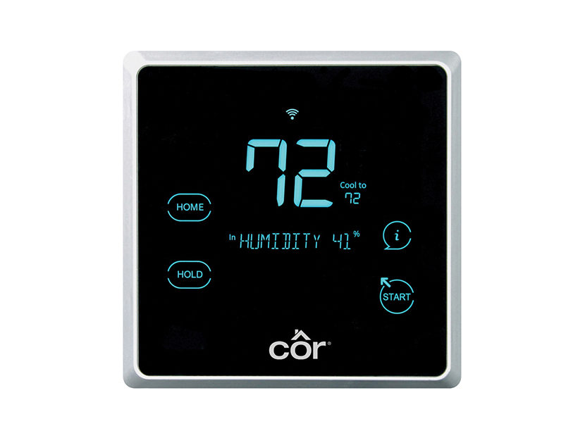 Côr 5C and 7C Thermostats