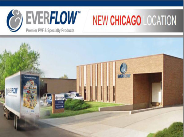 Everflow Opens New Chicago Location