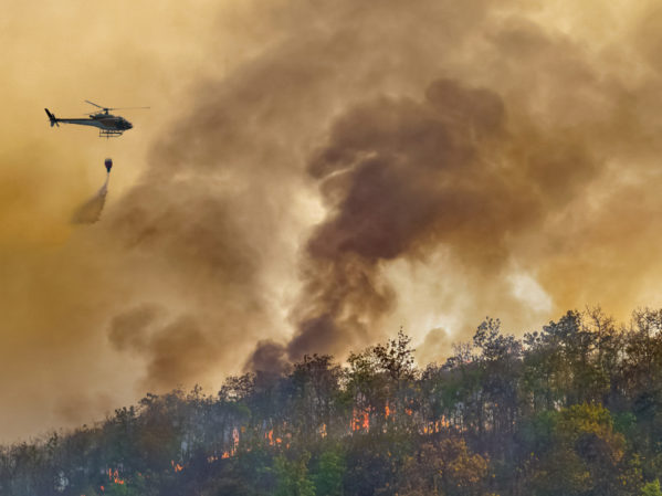 Grundfos Supports California Wildfire Relief Efforts