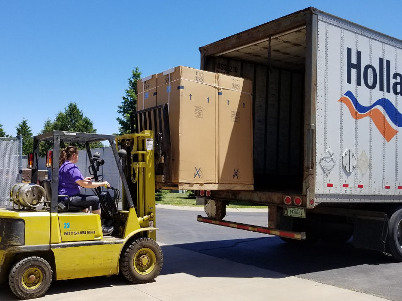 A. O. Smith Foundation Donates 30 Water Heaters to Greater Fox Cities Area Habitat for Humanity