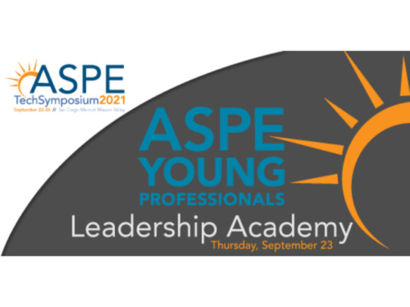ASPE Young Professionals Announces 2021 AYP Leadership Academy