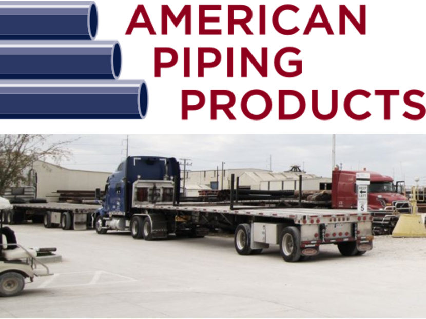 American Piping Products Announces Expansion of North Houston Rosslyn Road Yard and Processing Center