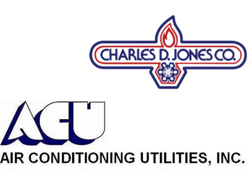 Charles D. Jones Co. Acquires Air Conditioning Utilities