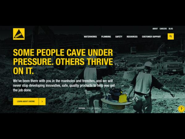 Cherne Unveils New Website