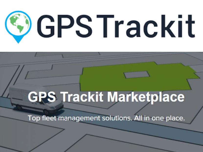 GPS Trackit Launches Digital Fleet Management Marketplace