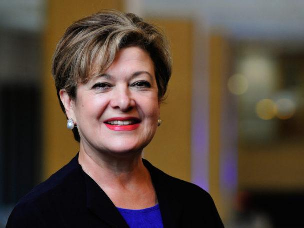 Icc senior vice president of government relations sara yerkes to retire