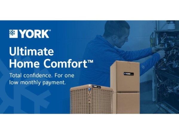 Johnson Controls Launches York All-In-One Residential HVAC Solution
