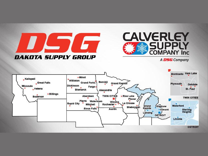 DSG Acquires Calverley Supply