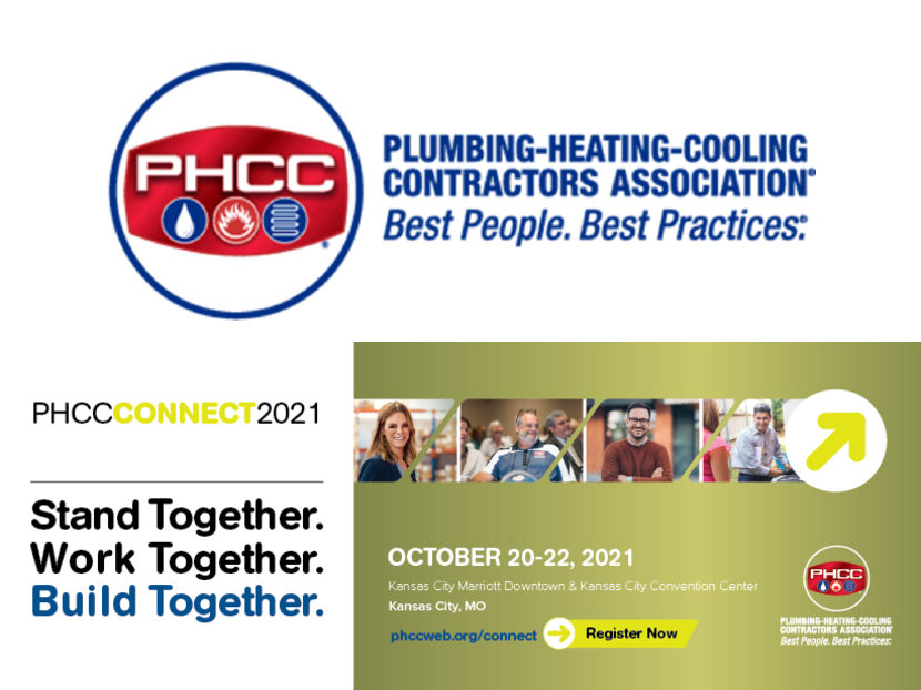PHCCCONNECT2021: Build for the Future with the P-H-C Industry's Best