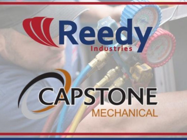 Reedy Industries Acquires Capstone Mechanical