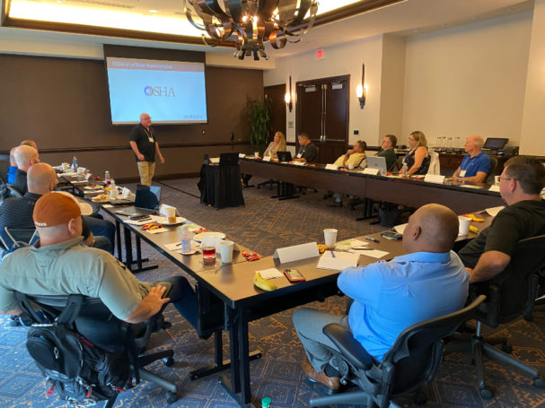 The unified group addresses safety culture diversity in the workplace during annual safety directors forum
