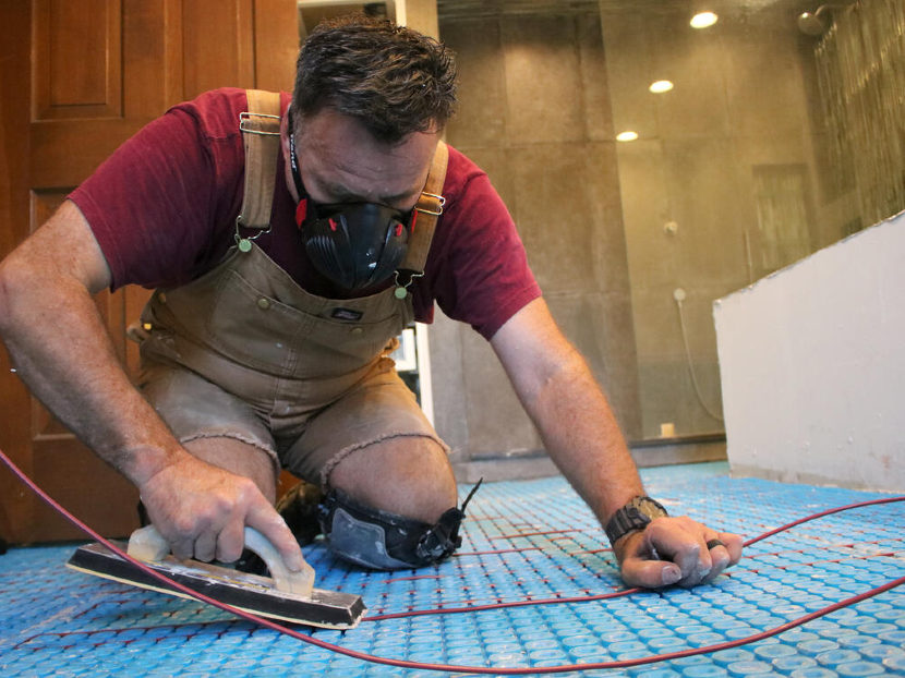 WarmlyYours Launches Radiant Heating Installer Certification Program
