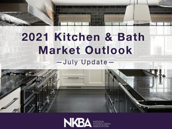 NKBA Projects Sales Topping $170 Billion in Revised 2021 Outlook, Up More Than 20 Percent