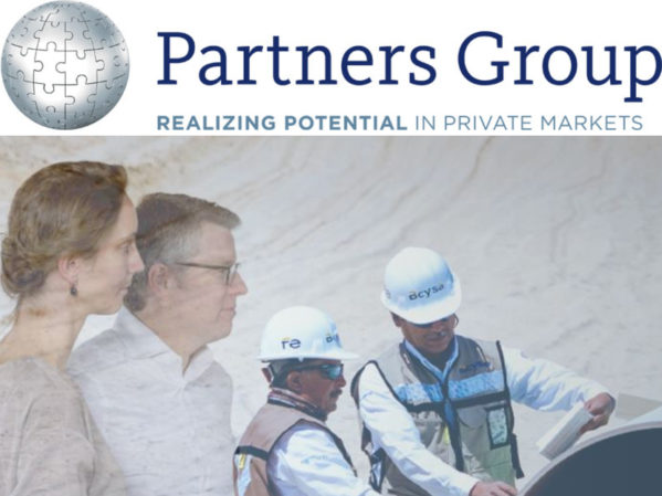 Partners Group Signs Definitive Agreement to Acquire Reedy Industries