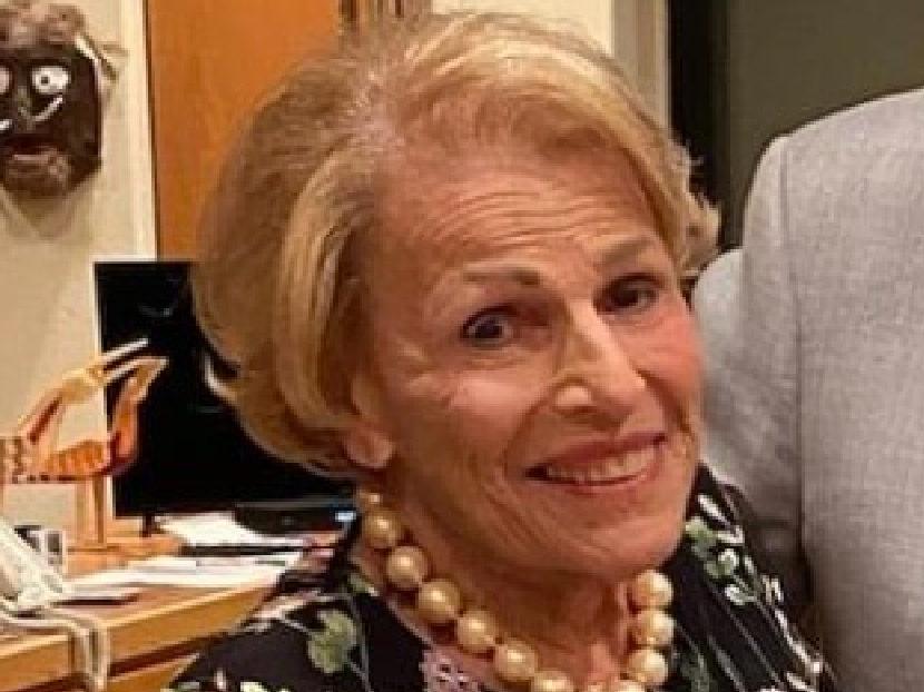 Ruth Beschloss Passes Away