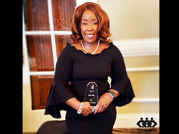 TDIndustries CFO Receives 2021 Executive of the Year Award