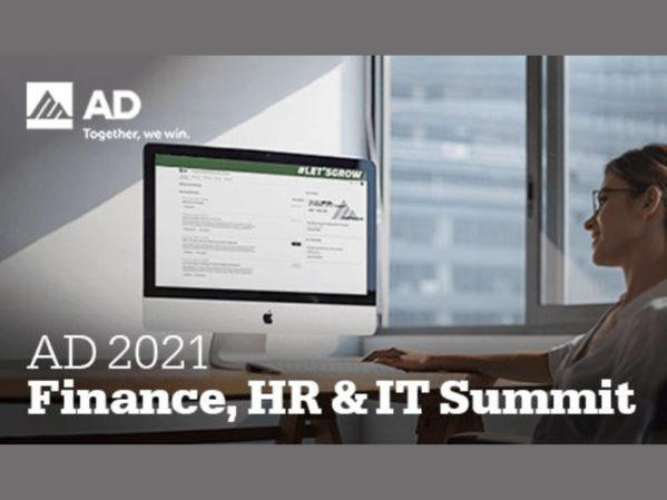 Virtual AD Finance, HR & IT Summit Connects Members Across Three Countries