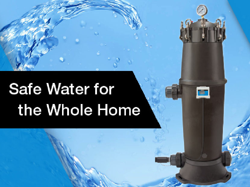 Watts Big Bubba S100 Whole Home Filtration Solution