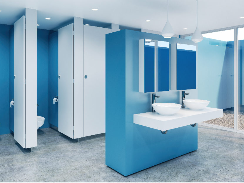 Achieving Well Certification Through the Restroom
