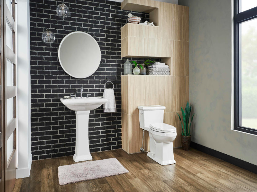 Logan Square Collection Becomes Best Selling Decorative Family for Gerber Plumbing Fixtures