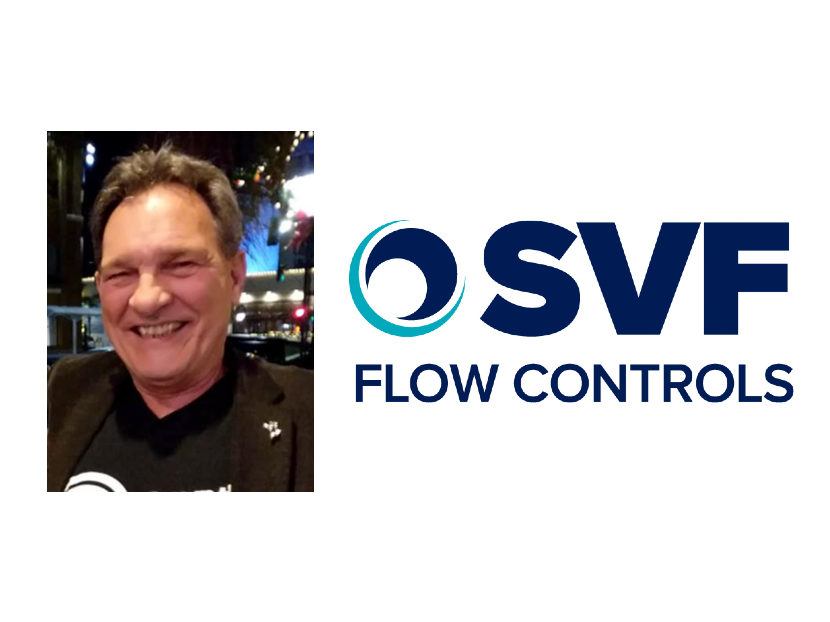 President of SVF Flow Controls Announces Retirement