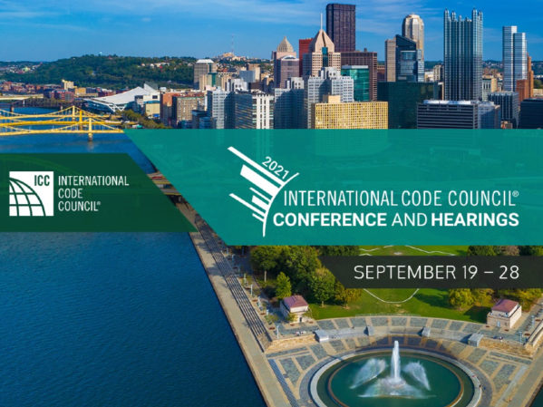 Registration Open for 2021 Code Council Annual Conference and Hearings