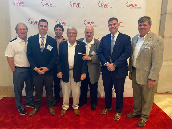 The PVF Roundtable Events — Back in Full Swing 1