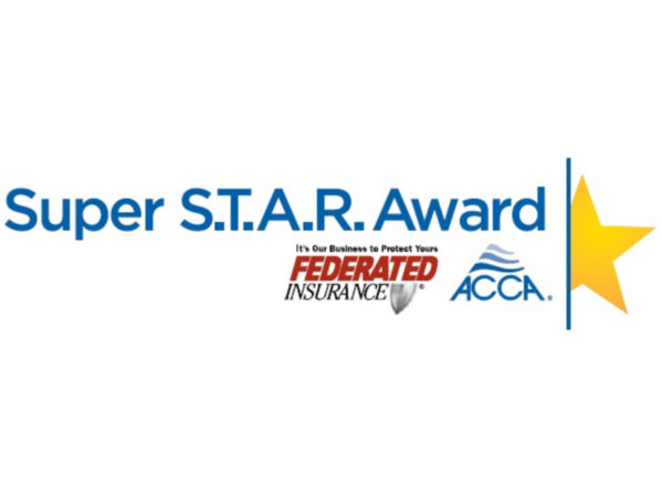 United Mechanical Corp. Receives Federated Insurance ACCA Super S.T.A.R. Award