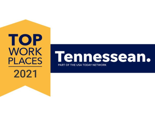 XOi Named to The Tennessean's Top Workplaces of 2021