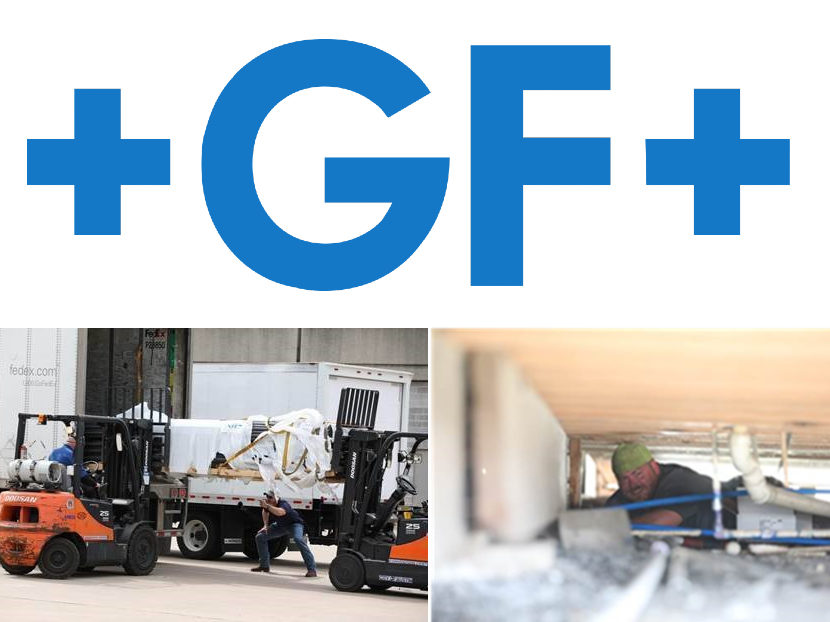 GF Piping Systems Supports Clean Water Aid to Texas Disaster Victims