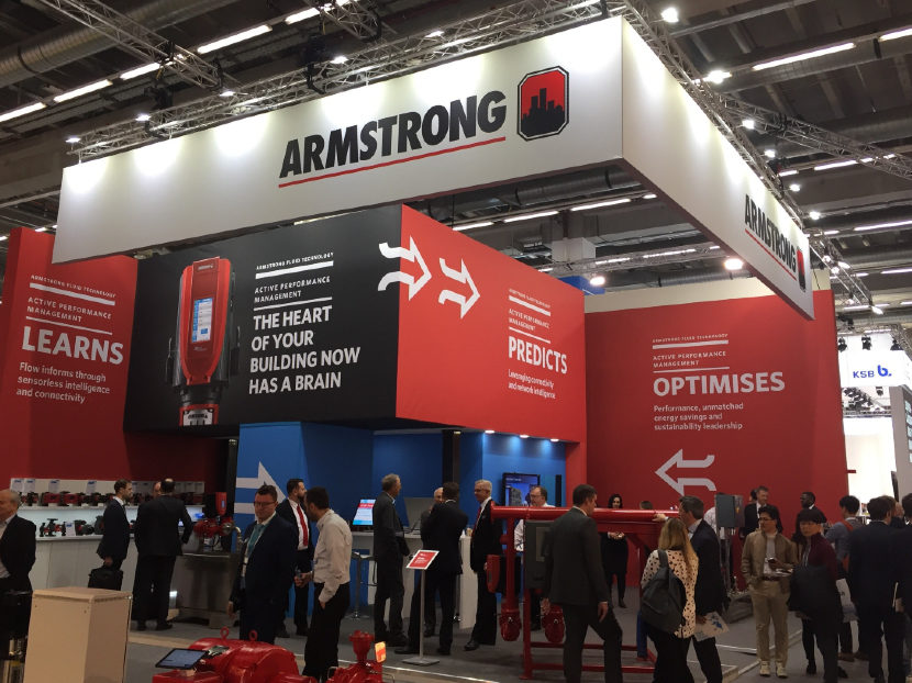 Armstrong to Present Virtual Technology Sessions at Digital ISH 2021