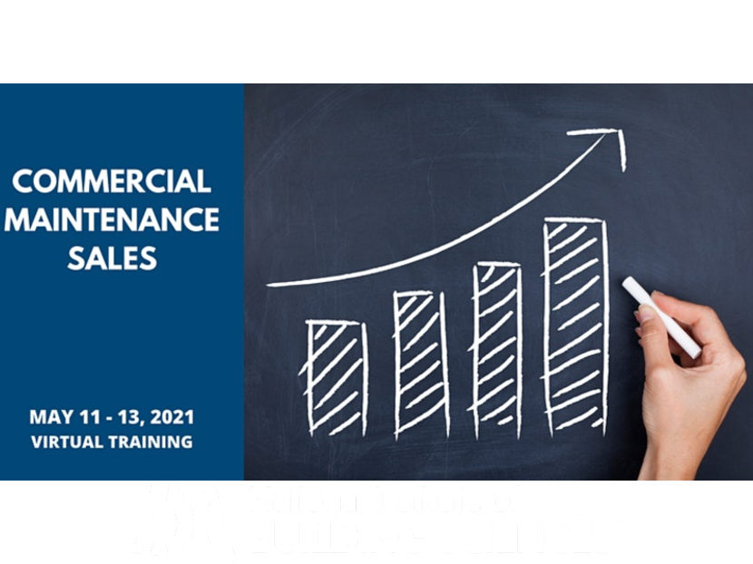 BDR Commercial Maintenance Sales virtual Training Event Prepares Business Owners and Managers to Maximize High-Margin Service Contracts