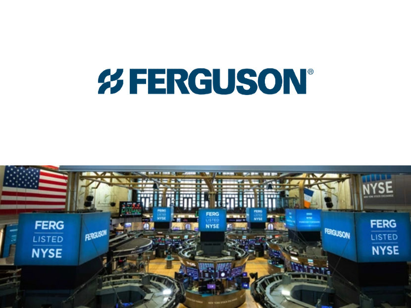 Ferguson Announces Completion of Additional U.S. Listing on New York Stock Exchange