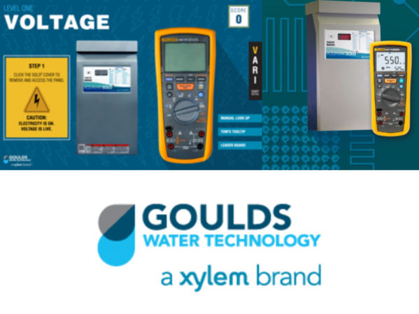Goulds Water Technology Introduces V.A.R.I Challenge Virtual Training Tool
