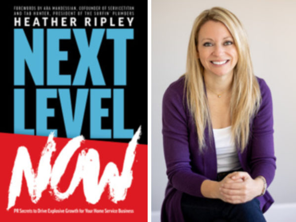Heather Ripley Releases Next Level Now for Home Service Contractors 2