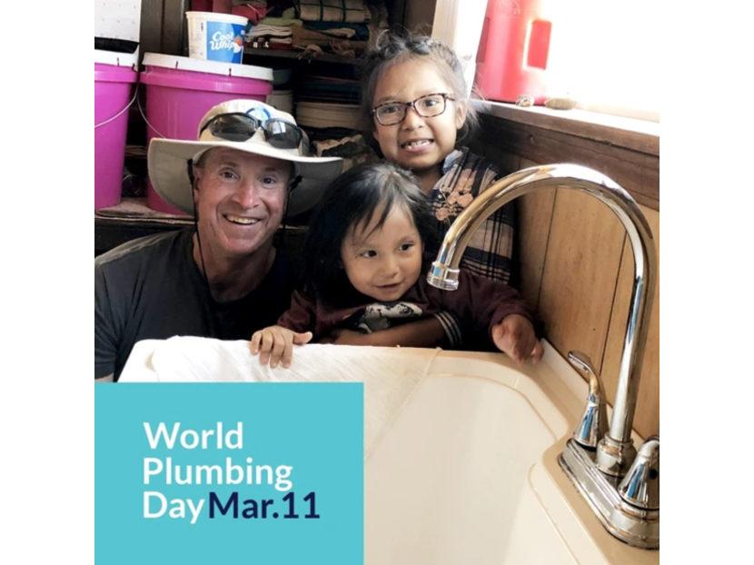 IWSH, Ferguson Renew Partnership Celebrating World Plumbing Day