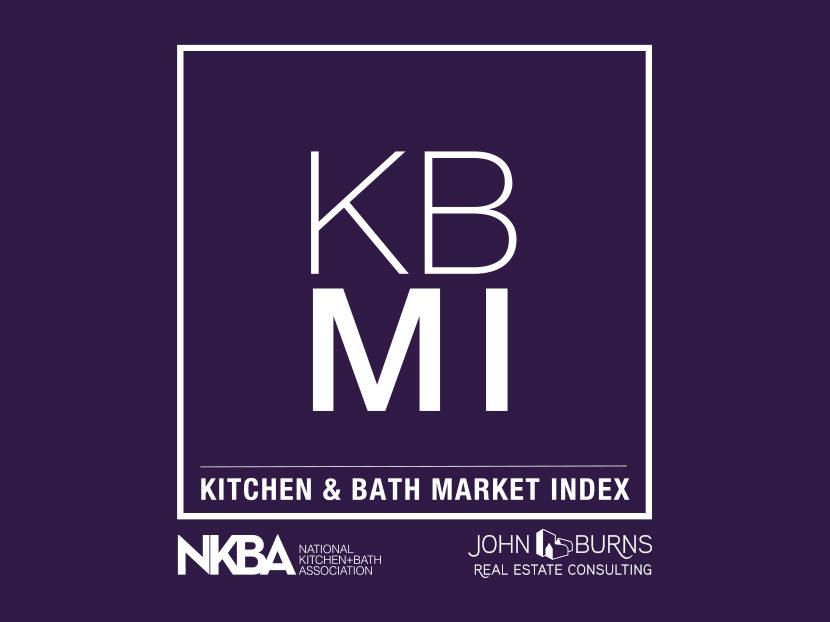 Kitchen & Bath Market Index Strengthens for Third Consecutive Quarter